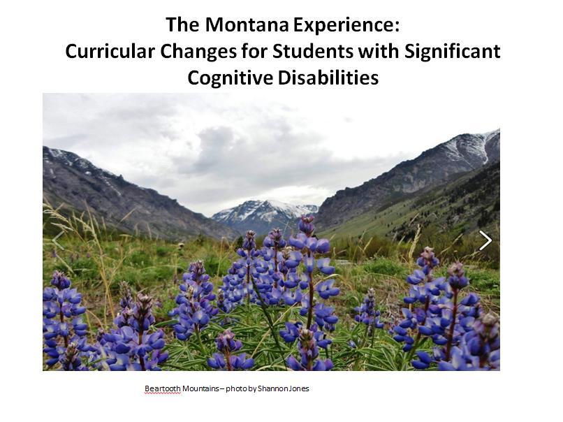 [Screencast: Montana Experience]