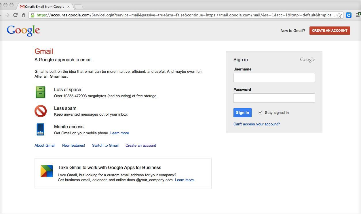 [Screencast: Google Presentations]