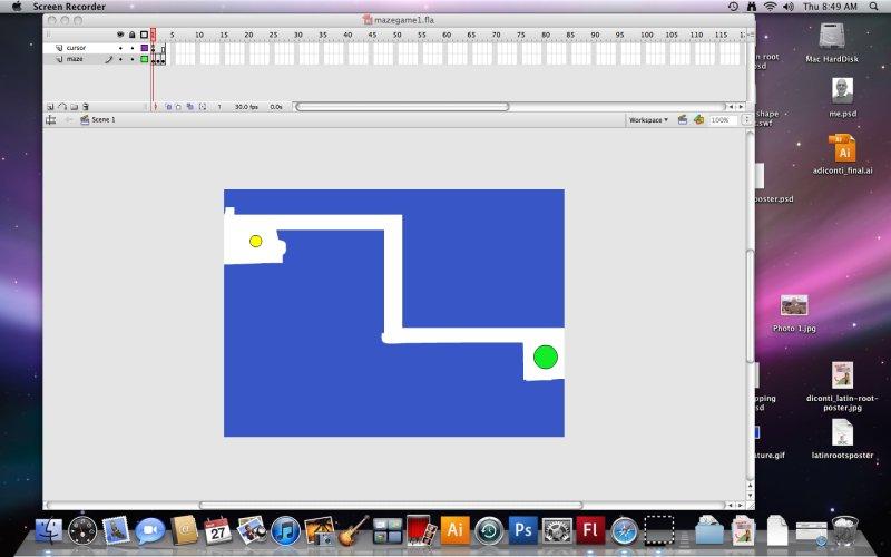[Screencast: Maze Game -- Part 2]