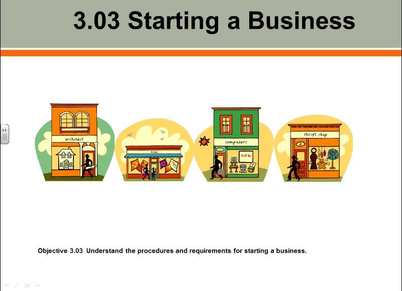 [Screencast: BME Entrepreneurship 3.03]