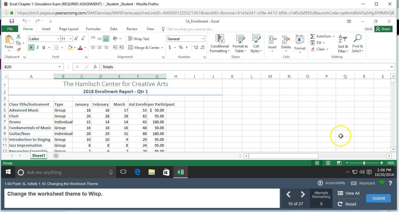 excel chapter 10 Chapter-10: format only unique or duplicate values  give the formatting which you want to apply on the excel cells format cells window click on ok button to .