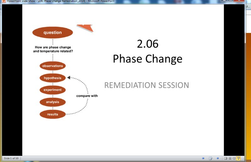 Phase change lab. Phase Change Lab by Abby Horst on Prezi ...