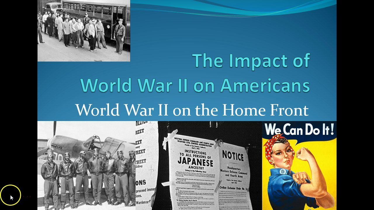 america in world war 2 essay Introduction second world war is beyond any doubt the most devastating conflict in the history of mankind it started in 1939 and was over in 1945, lasting for 6 years.