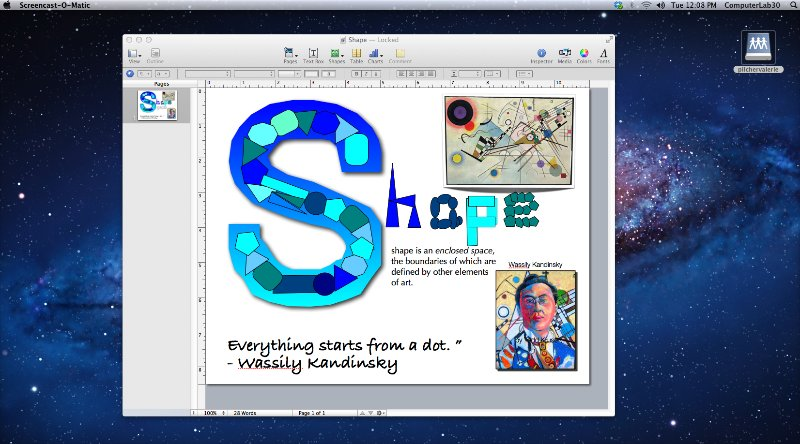 [Screencast: Print Color Document to Grayscale]