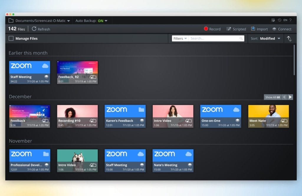 Zoom Video Editor