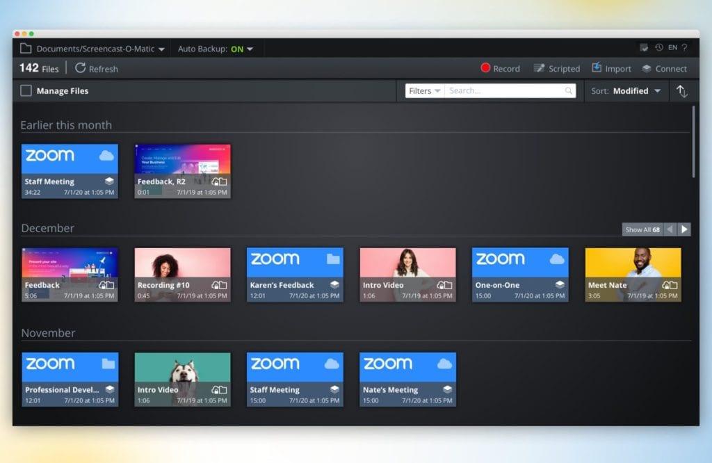 Zoom Video Editor
