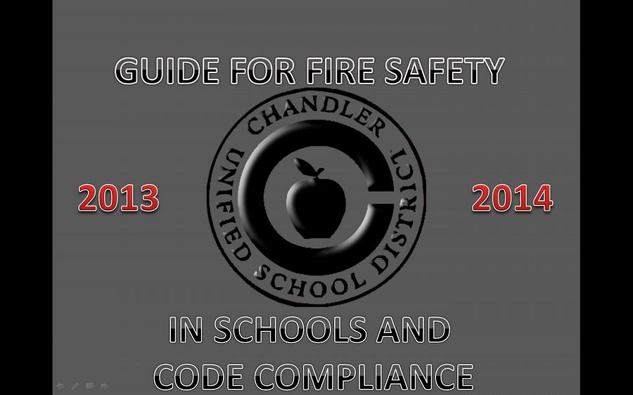[Screencast: Fire Safety]