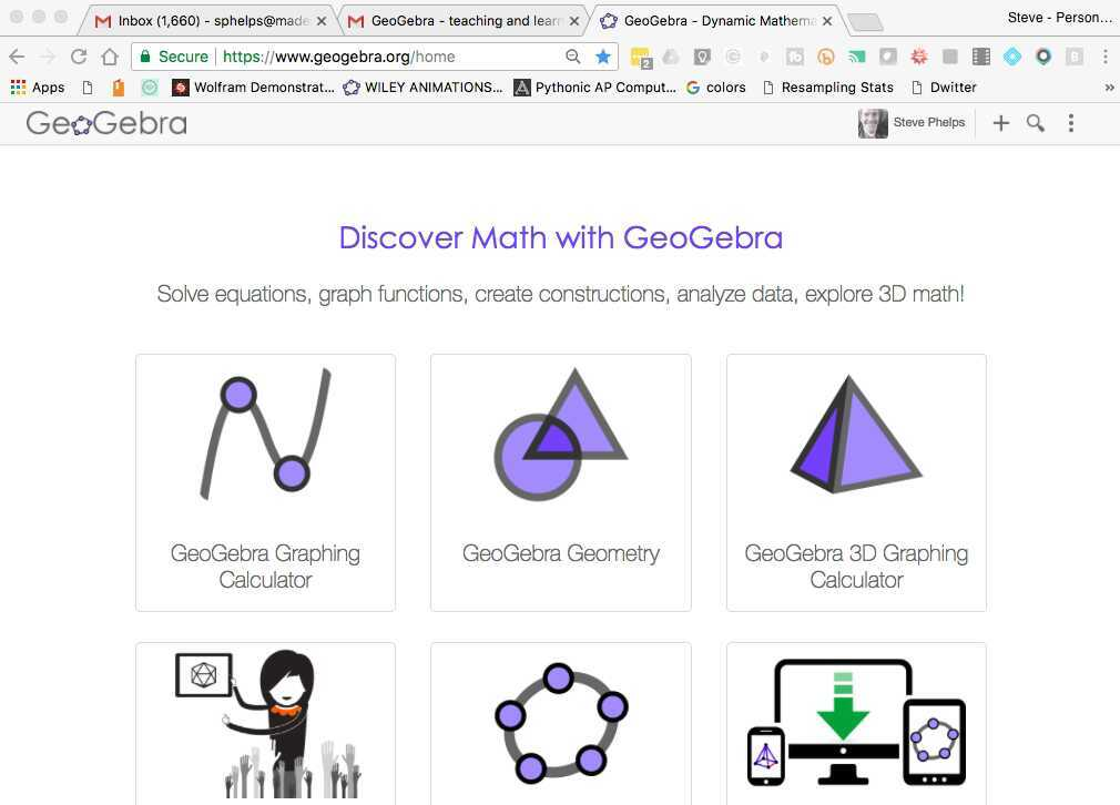 Download GeoGebra Classic 5