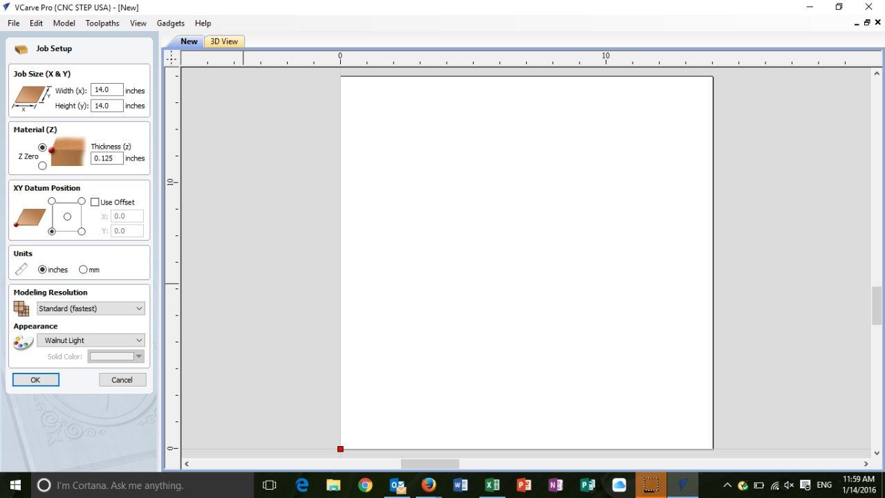 Creating tabs in VCarve Pro/Desktop